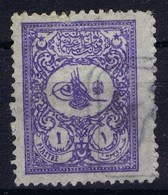 Ottoman Stamps With European CanceL OSTROGAOSTROG MONTENEGRO - Gebruikt