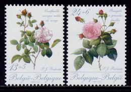 Belgium 1989 Bélgica / Flowers Roses MNH Flores Rosas Blumen / 2893  38-45 - Rosas