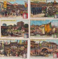 CHROMO LIEBIG S660-VUES DE LA CHINE (2)-6 ST. FRANS-1901 - Liebig