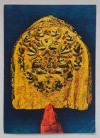 Embroidery Broderie Regionale Stickerei Greater Poland Grande Pologne Großpolen 1968 - Trachten & Folklore