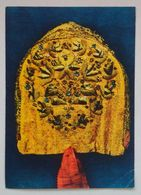 Embroidery Broderie Regionale Stickerei Greater Poland Grande Pologne Großpolen 1968 - Folklore