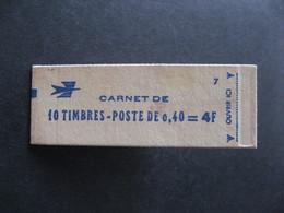A). TB Carnet 1536 B C1, N° En Marge . Neuf XX. - Usage Courant