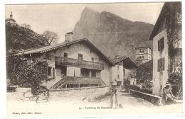 SAMOËNS (74) - Intérieur De Samoëns - Ed. Pittier, Annecy - Samoëns