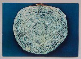 Embroidery Broderie Regionale Stickerei Greater Poland Grande Pologne Großpolen 1968 3 - Trachten & Folklore