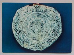 Embroidery Broderie Regionale Stickerei Greater Poland Grande Pologne Großpolen 1968 3 - Folklore