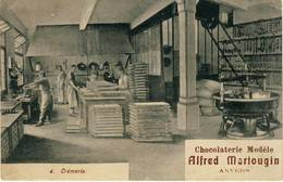 Anvers ChocolaterieAlfred Martougin - Antwerpen