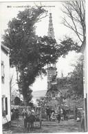 LANDEVENNEC (29) église Paroissiale Attelage Belle Animation - Landévennec