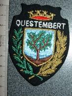ECUSSON  TOURISTIQUE QUESTEMBERT - Patches