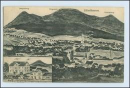 W2R67/ Lützelhausen Lutzelhouse Elsaß  AK  Ca.1912 - Elsass