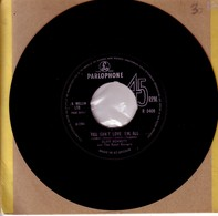 CLIFF BENNETT & THE REBEL ROUSERS (BRITISH BEAT)  45 UK 1966 - NEED YOUR LOVING TONIGHT + YOU CAN'T LOVE 'EM ALL - Rock