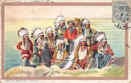 20-586 : INDIENS. - Etats-Unis