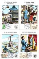 Lot De 6 Cartes Postales éditées Par Le Musée De La Poste De Riquewihr. Images D'Epinal Pellerin. - Färöer