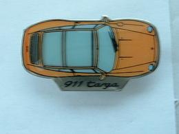 Pin's PORSCHE 911 TARGA - Porsche