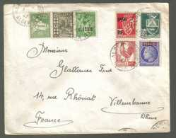 ALGER 1947 BELLE COMPOSITION - Algérie (1924-1962)