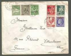 ALGER 1947 BELLE COMPOSITION - Algeria (1924-1962)