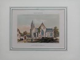 Chapelle St Fiacre (près Du Fouet ) - Lithografieën