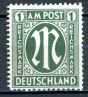 Allierte Besetzung / Bizone    Y&T    20    XX   ---   Mi   35   ---   Deutscher Druck  --  MNH - Amerikaanse-en Britse Zone