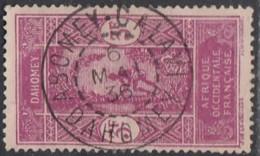 Dahomey 1912-1944 - Abomey-Calavi Sur N° 98 (YT) N° 89 (AM). Oblitération De 1936. - Oblitérés