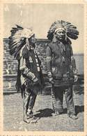 20-587 : INDIENS. CHEFS IROQUOIS - Etats-Unis