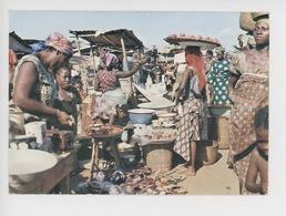Afrique : Cotonou (Dahomey) Marché (n°0117) - Benin