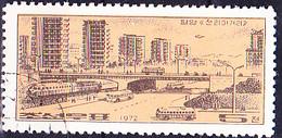 Korea (Nord North) - Chollima-Straße In Pjöngjang (MiNr: 1108) 1972 - Gest Used Obl - Corée Du Nord