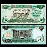 Billet Iraq 25 Dinars - Iraq