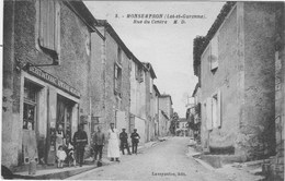 MONSEMPRON Rue Du Centre - France