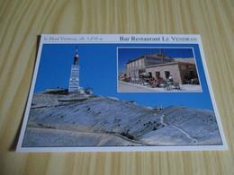 Le Mont Ventoux (84).Bar Restaurant Le Vendran. - Otros Municipios