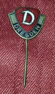 FOOTBALL CLUB  DYNAMO DRESDEN - Fussball