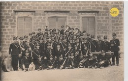 Cartolina - Bagheria - Banda Municipale (Palermo) - Palermo