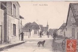 10 / SAINT LYE / RUE DE L ECOLE - France