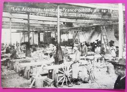 CPSM Le Gué D'Hossus Le Charronnage Carte Postale 08 Ardennes - Frankrijk
