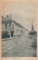 ST VALENTIN , Austria , 1910s ; Hauptplatz - Other