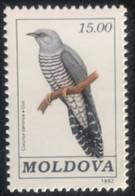 Moldova Moldavie 1992  Yvertn° 15 ***  MNH Cote 4,50 Euro Faune Oiseaux Vogels Birds - Moldavie