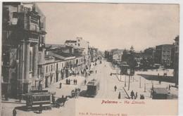 Cartolina - Palermo - Via Lincoln - Palermo