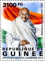 Z08 GU190429a GUINEA (Guinee) 2019 Mahatma Gandhi MNH ** Postfrisch - Guinea (1958-...)