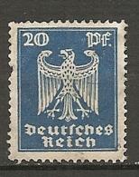 DR - Yv. N°  351 Mi:  358  *  20p  Aigle  Cote 2,5 Euro BE R  2 Scan - Deutschland