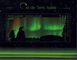 FSAT (TAAF), Aurora, Dumont D'Urville, Adélie Land, 2020, MNH VF - Terre Australi E Antartiche Francesi (TAAF)
