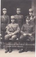 CARTOLINA MILITARE - COMMISSIONE INTERALLEATA DELIMITAZIONE CONFINE GRECO ALBANESE - Oorlog 1939-45