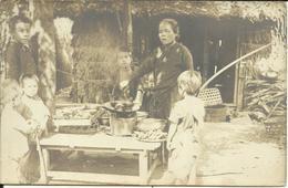 * SAIGON , Cuisine Annamite , Carte Photo Animée - Vietnam