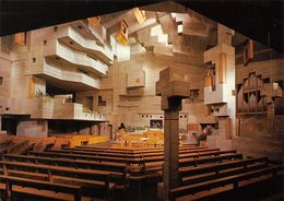 Eglise D'Hérémence Intérieur (10 X 15 Cm) - VS Valais