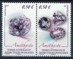 FSAT (TAAF), Mineral, Amethyst, 2020, MNH VF - Tierras Australes Y Antárticas Francesas (TAAF)