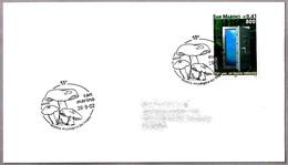 13 MOSTRA MICOLOGICA DEL TITANO - Mycological Exhibition. Setas - Mushrooms. San Marino 2002 - Hongos
