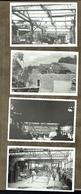 CPSM 10 - 4 Cartes Photos Constructions Métalliques Ferronnerie D'Art  Etablissements Maison Les Riceys Aube - Les Riceys