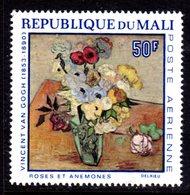 MALI - 1968 VAN GOGH PAINTING 50F STAMP FINE MNH ** SG 164 - Mali (1959-...)