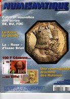 Numismatique Et Change Revue Mensuelle Année 2001 Ensemble De 11 Numéros  En Excellent état - Français