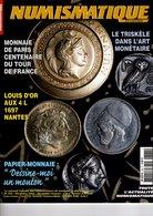 Numismatique Et Change Revue Mensuelle Année 2002 Ensemble De 11 Numéros  En Excellent état - Francés
