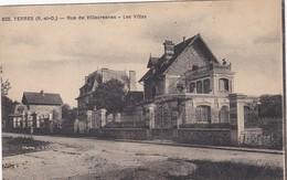 YERRES Rue De Villecresnes Les Villas - Yerres