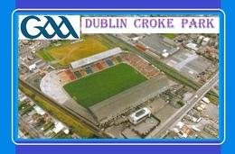 CP.STADE DE FOOTBAL. DUBLIN   IRLANDE  CROKE  PARK    # D.M 004 - Voetbal