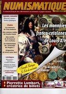Numismatique Et Change Revue Mensuelle Année 2008 Ensemble De 11 Numéros  En Excellent état - French